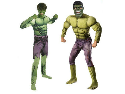 Hulk Mens Costumes Brisbane Buy Hire