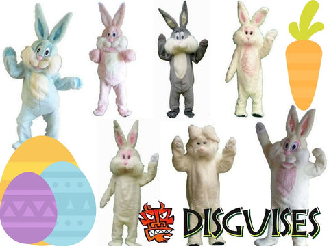 Easter Bunny Costume Hire Brisbane