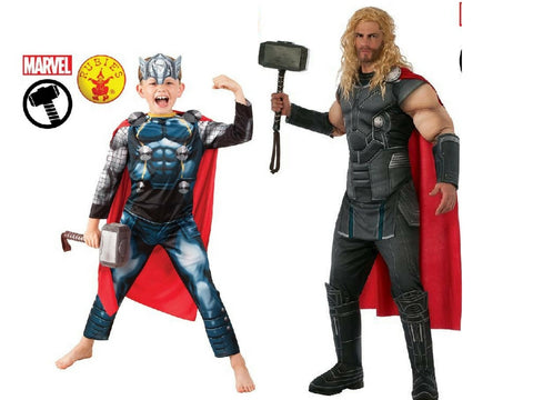 Thor Mens Children Costumes Brisbane Buy Hire