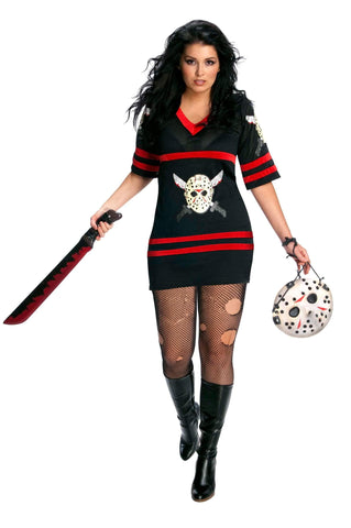 Friday The 13th  Costume Party Fancy Dress Ideas