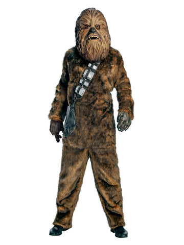 Chewbacca Premium Costume For Adults