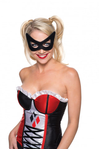 Harley Quinn Mask for Adults