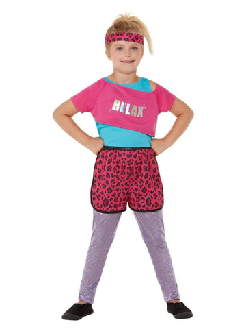 Aerobics Fitness Home Workout Costumes