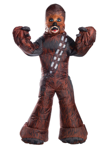Chewbacca Inflatable Costume for Adults