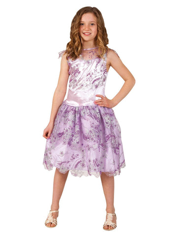 Disney Descendants Mal Coronation Tween Costume