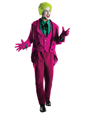 The Joker 1966 Collector's Edition Costume for Men