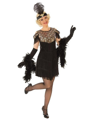 20s Gatsby Women's Flapper Dress Costumes
