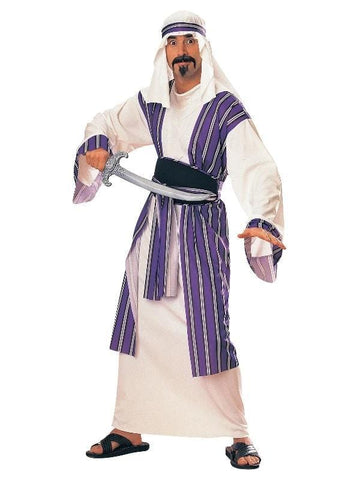 Arabian Desert Prince Men's Costume