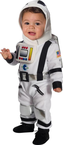 Astronaut Deluxe Toddler Fancy Dress Costume