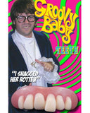 Austin Powers  Costume Teeth - Billy Bob