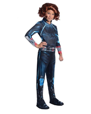 Avengers Age of Ultron Black Widow Children's Girl Costume