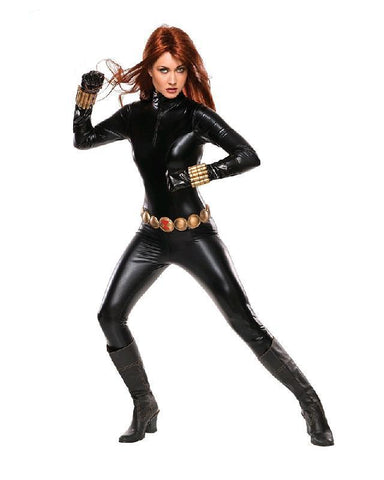 Avengers Black Widow Collector's Edition Women's Hire Costume