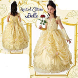 Beauty and the Beast Belle Limited Edition Numbered Disney Princess Costume Child