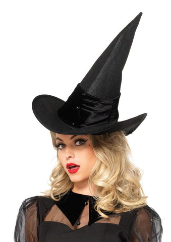Bewitching Witch Halloween Witch Costume for Sale Hat