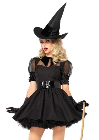 Bewitching Witch Halloween Witch Costume for Sale