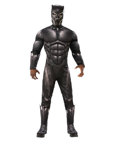 Black Panther Marvel Deluxe Adult Super Heroes Costume