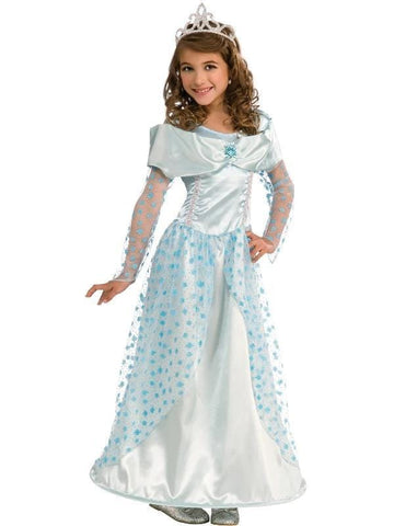 Blue Star Princess Girl's Costume