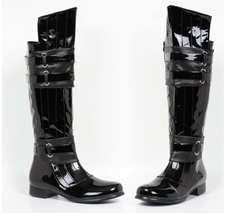 Boots Men's Invader Costume Hire Footwear