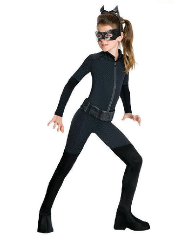 Catwoman Dark Knight Girls Costume