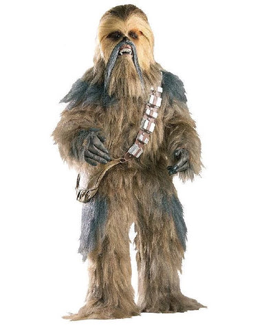 Chewbacca Star Wars Costume Adult Wookie Fancy Dress