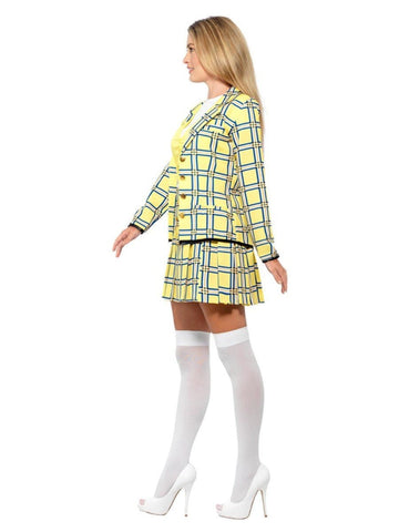 Clueless Cher Womens Costume side