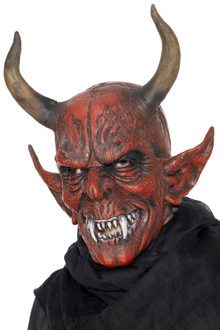 Devil Demon Halloween Horror Mask