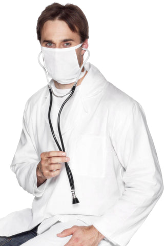 Doctors Stethoscope Fancy Dress Accessory