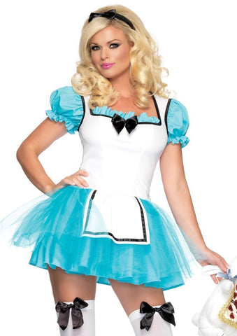 Enchanted Alice in Wonderland Women's Costume For Sale