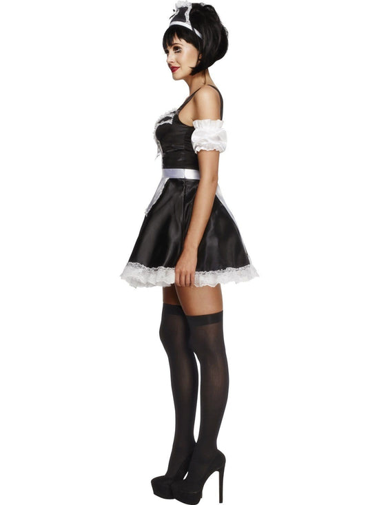 c76c5bc5d32 Flirty French Maid Women's Costume – Disguises Costumes Hire & Sales