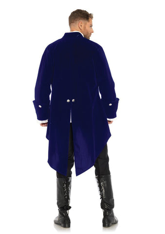 Historical Dashing Romantic Hero Men's Costume for Hire back
