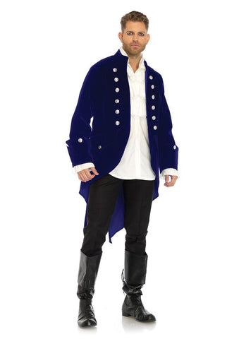 Historical Dashing Romantic Hero Men's Costume for Hire