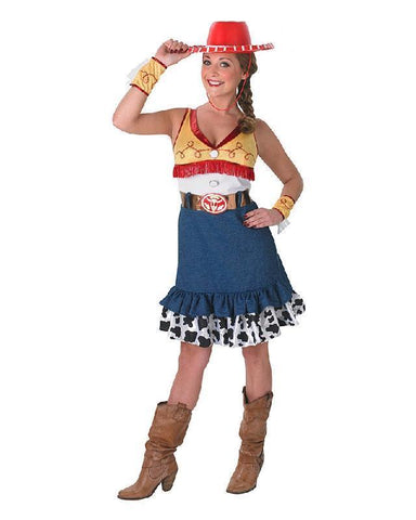 Jessie Toy Story Sassy Womens Costume For Sale