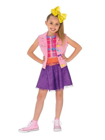 Jojo Siwa Boomerang Music Video Child Costume