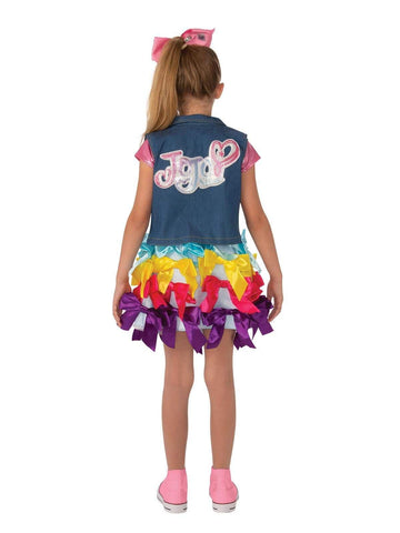 Jojo Siwa Bow Dress Girls Costume
