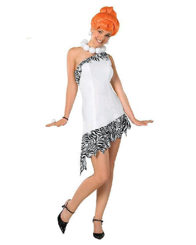 Wilma Adult Costume Cartoon Fancy Dress