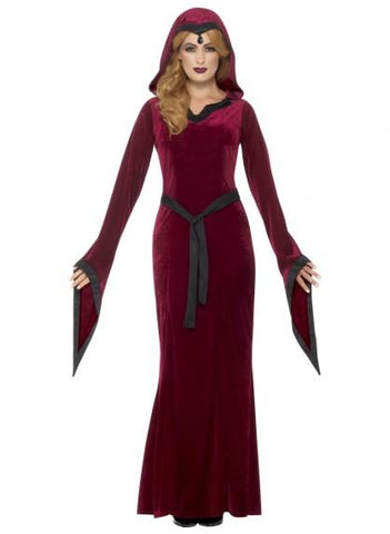 Medieval Vampiress Women's Halloween Costume