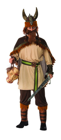 Medieval Viking Raider Adult Costume