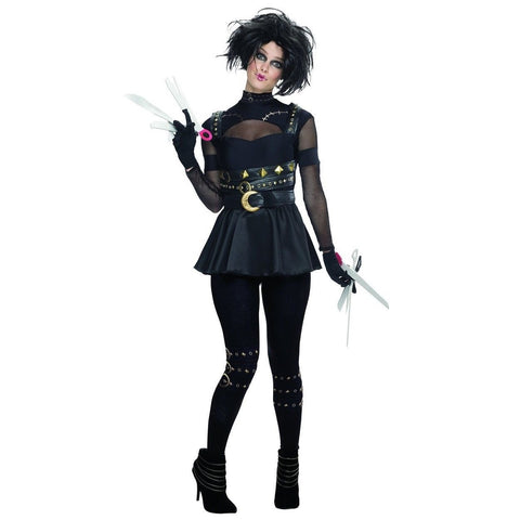 Edward Scissorhand Miss Scissorhands Women's Halloween Costume