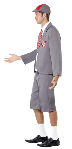 Naughty School Boy Uniform Adult Costume side