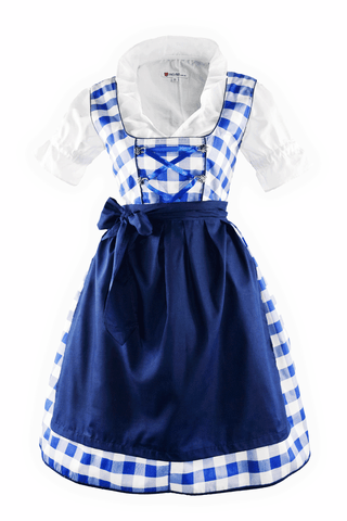 Oktoberfest Traditional German Beer Girl Costume Dirndl Bettina