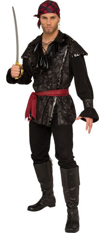 Plundering Pirate Adult Costume Set