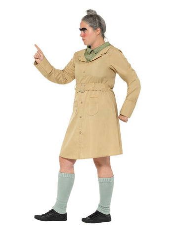 Roald Dahl Miss Trunchbull Adult Costume side