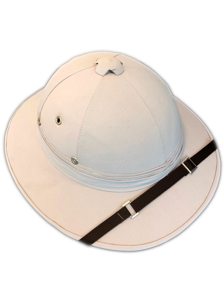 97f9e56f32977a Pith Helmet Adult Safari Hat – Disguises Costumes Hire & Sales