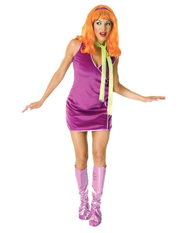 Scooby Doo Gang Daphne Adult Costume
