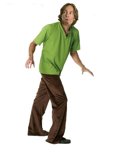 Scooby Doo Gang Shaggy Adult Costume
