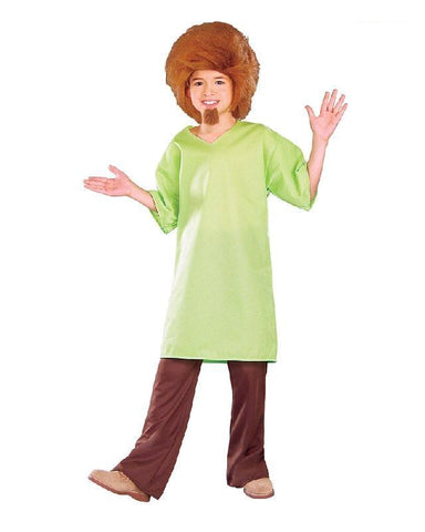 Scooby Doo Gang Shaggy Deluxe Children's Costume