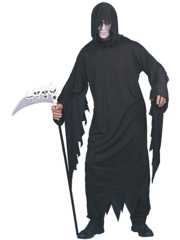 Screamer Ghost Robe Adult's Halloween Costume For Sale
