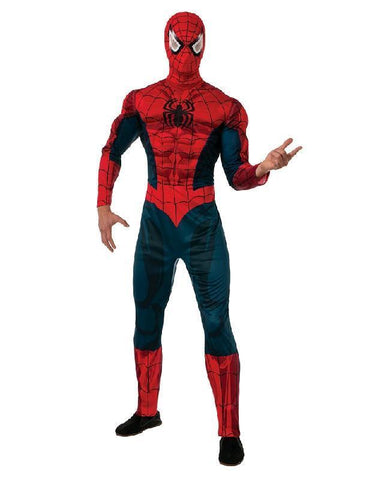 Spider-Man Adult Costume Marvel Superhero