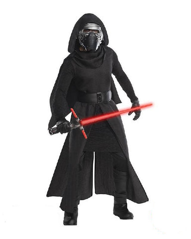 Kylo Ren Collector's Edition Star Wars Adult Hire Costume