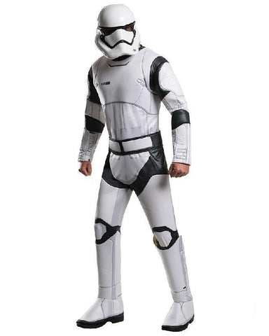 Stormtrooper Deluxe The Force Awakens Adult Star Wars Costume